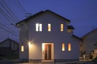 開放感満点の家1