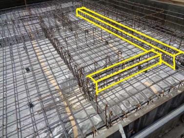 3階建て基礎配筋