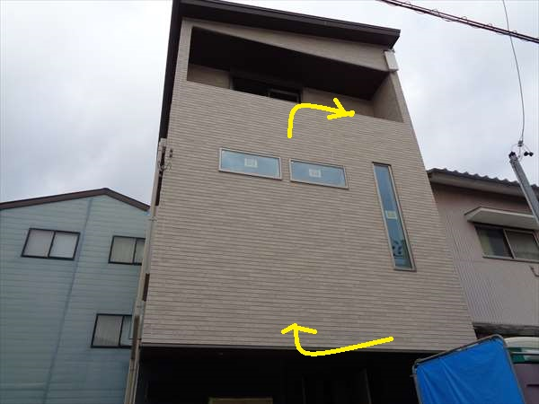 外壁通気工法