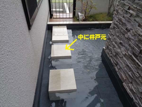 井戸水の利用