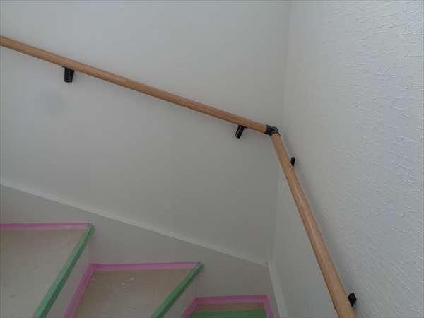 階段手摺金具