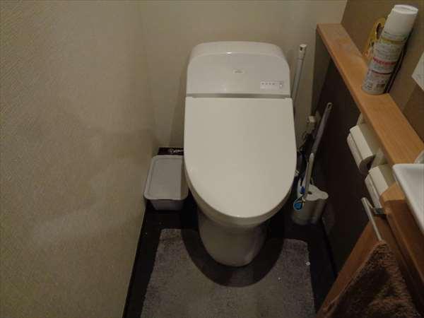 トイレの水量