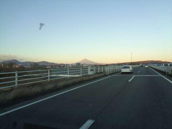富士山に雪がない