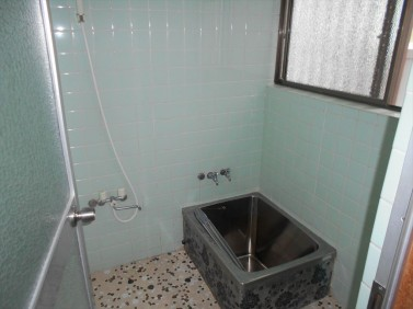浴室リフォ-ム
