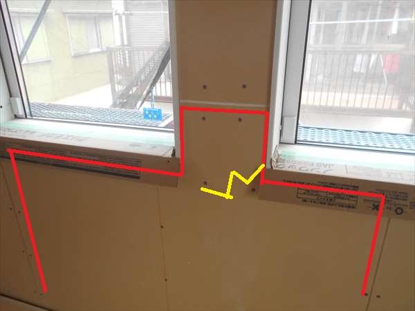 壁・天井ボ-ド貼り