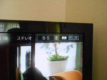 TVの接続