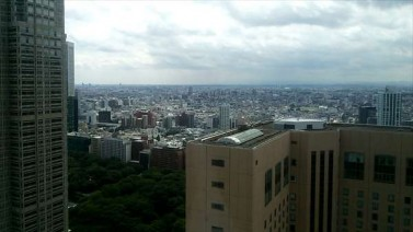 東京で研修