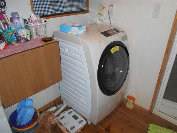 洗濯機のエラ-