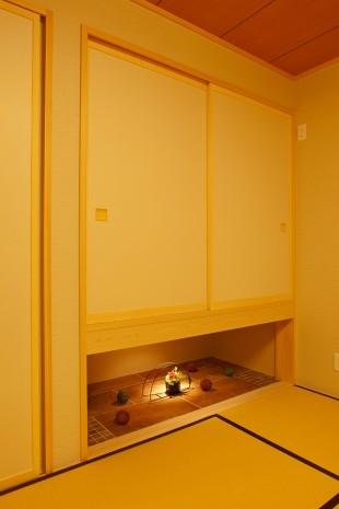 清水区M邸-和室