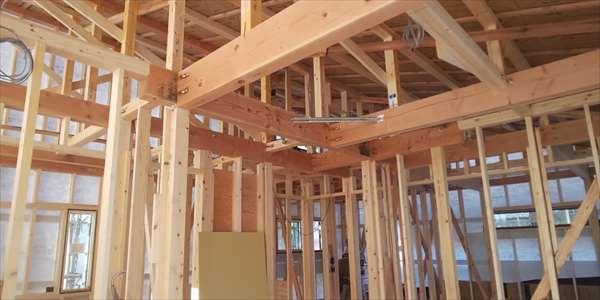 木造軸組み