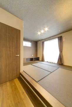 畳主寝室1