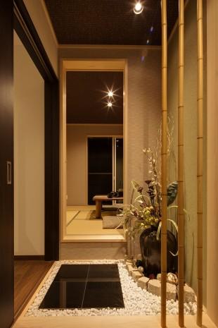 藤枝M邸 和室