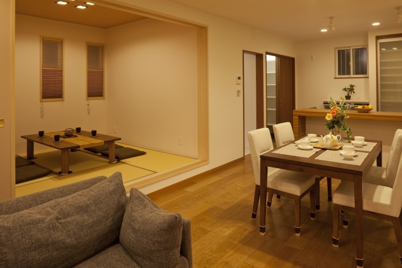 藤枝T邸 キッチン