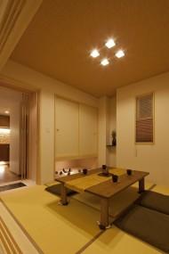 藤枝T邸 和室