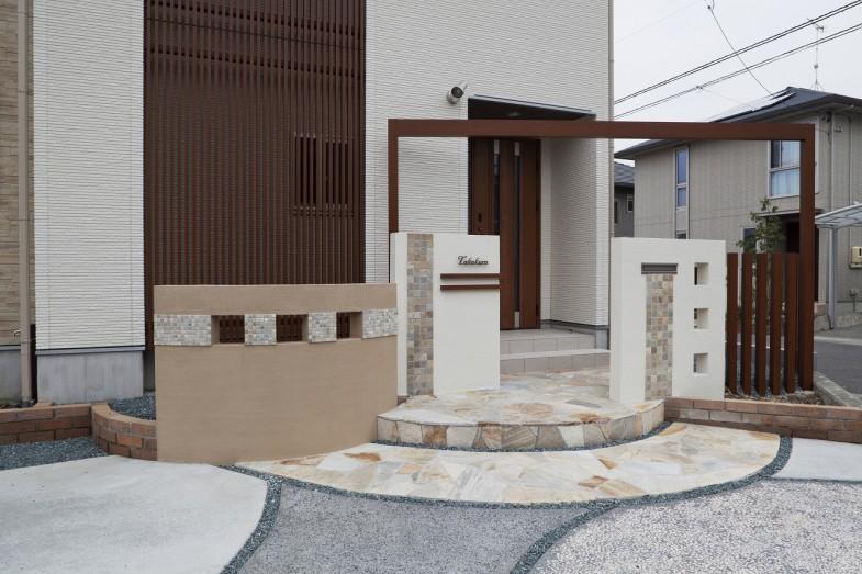 藤枝T邸 玄関