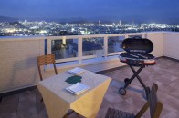 屋上ガーデン施工例_静岡市駿河区