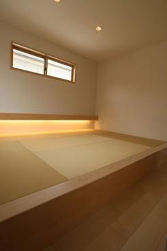 畳主寝室2