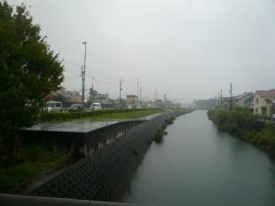 静岡市の浜川