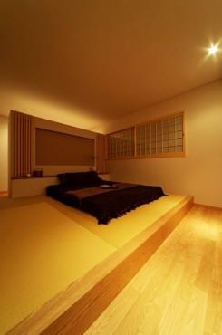 畳主寝室3