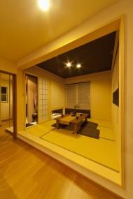 島田市Y邸 和室