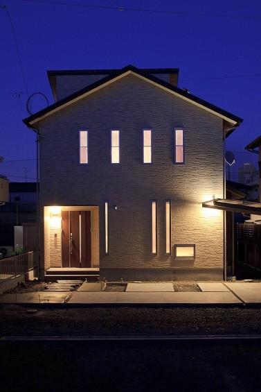 葵区F様邸2