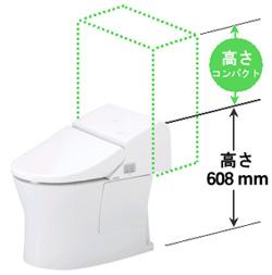 スタイリッシュなトイレ2