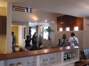 『リゾテア』マルモ モデルハウス オープン5